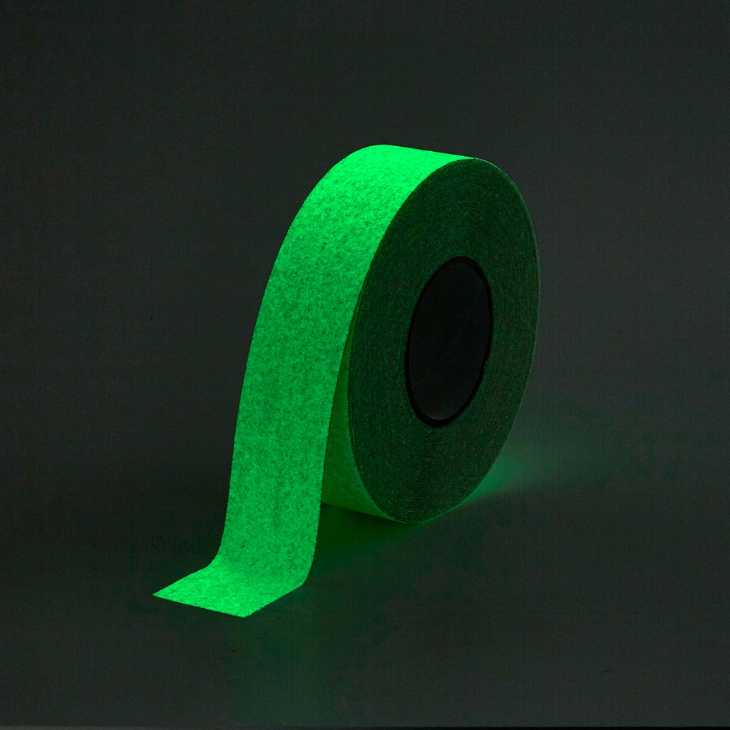 GripFactory Anti-Slip Glow in the Dark Tape
