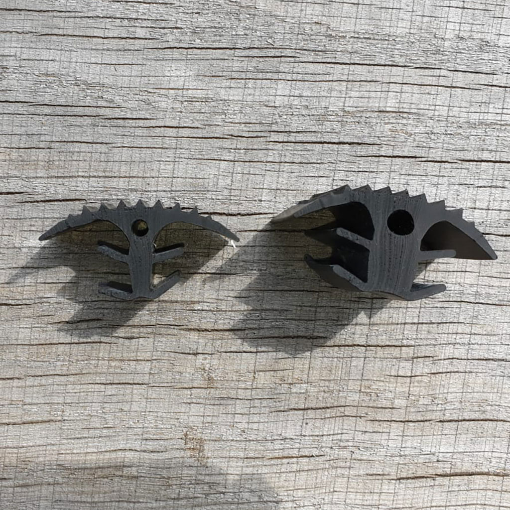 GripFactory Anti-Slip Decking Profiles