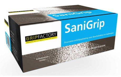 GripFactory SaniGrip antislip - verpakking