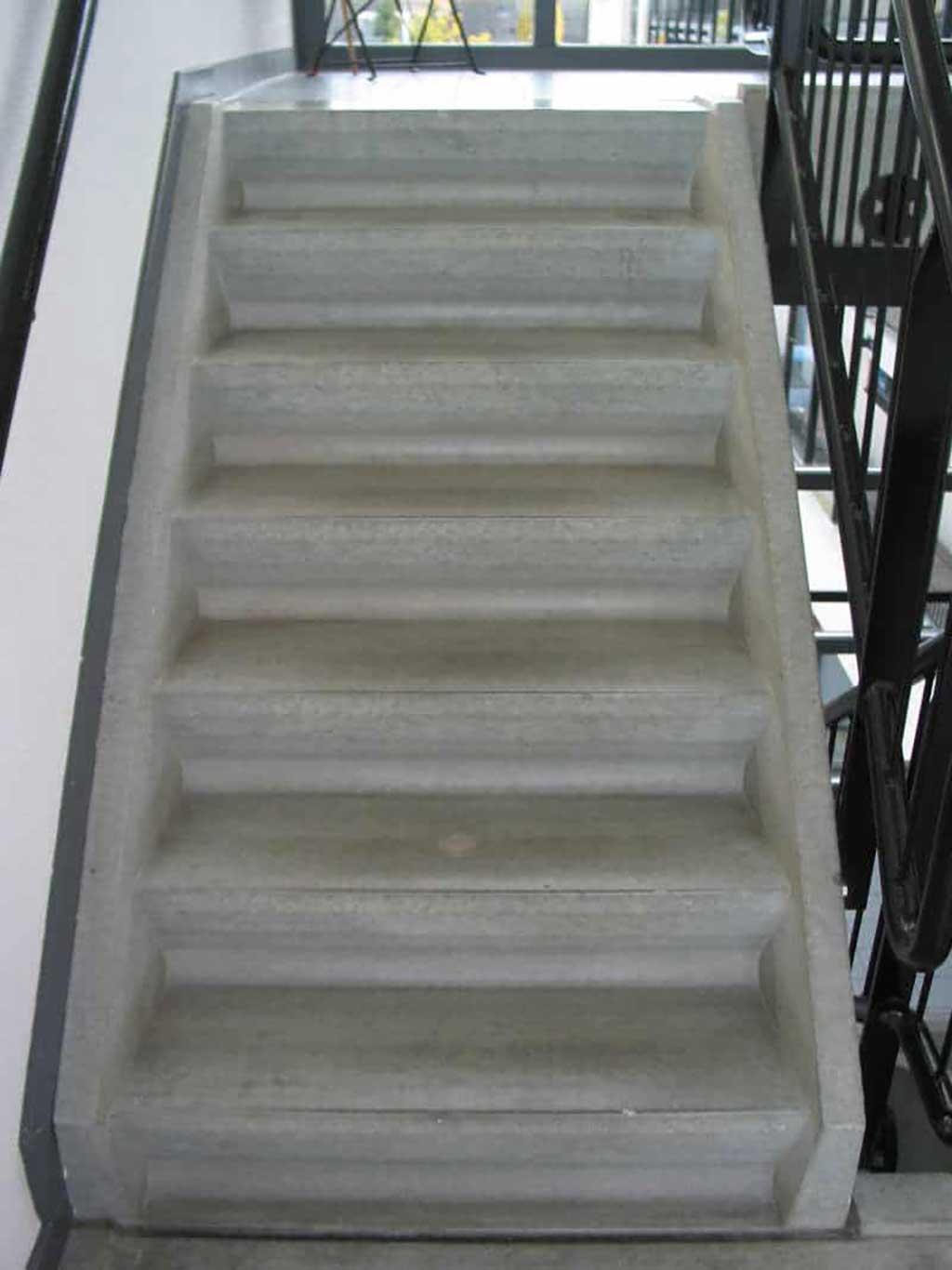 GripFactory MicroGrip Anti-Slip - concrete staircase