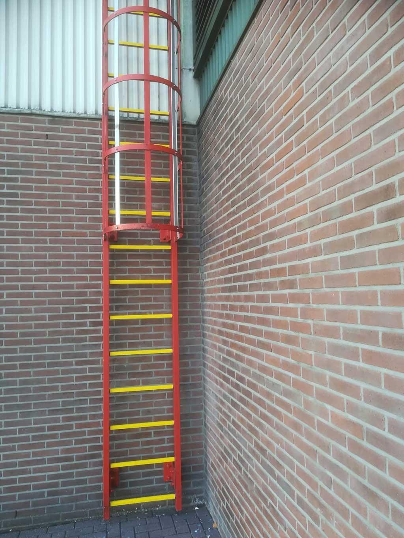GripFactory PolyGrip Ladder Rungs - Anti-Slip