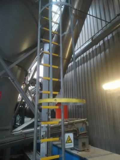 GripFactory PolyGrip Laddersporten antislip