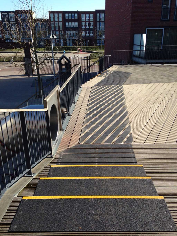 GripFactory PolyGrip Anti-Slip Strips - Stairs
