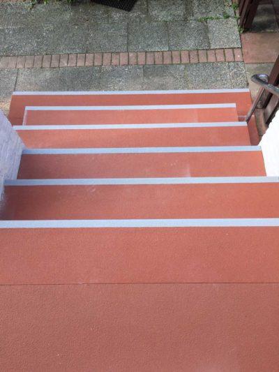 GripFactory PolyGrip Traptreden antislip - beton