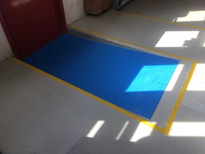 GripFactory PolyGrip Anti-Slip Plates - concrete