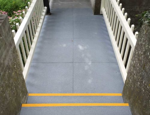 GripFactory PolyGrip Anti-Slip Plates and GripFactory PolyGrip Anti-Slip Stair Treads