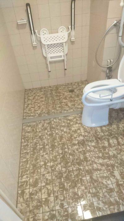 GripFactory TitaniumGrip antislip - tegelvloer badkamer