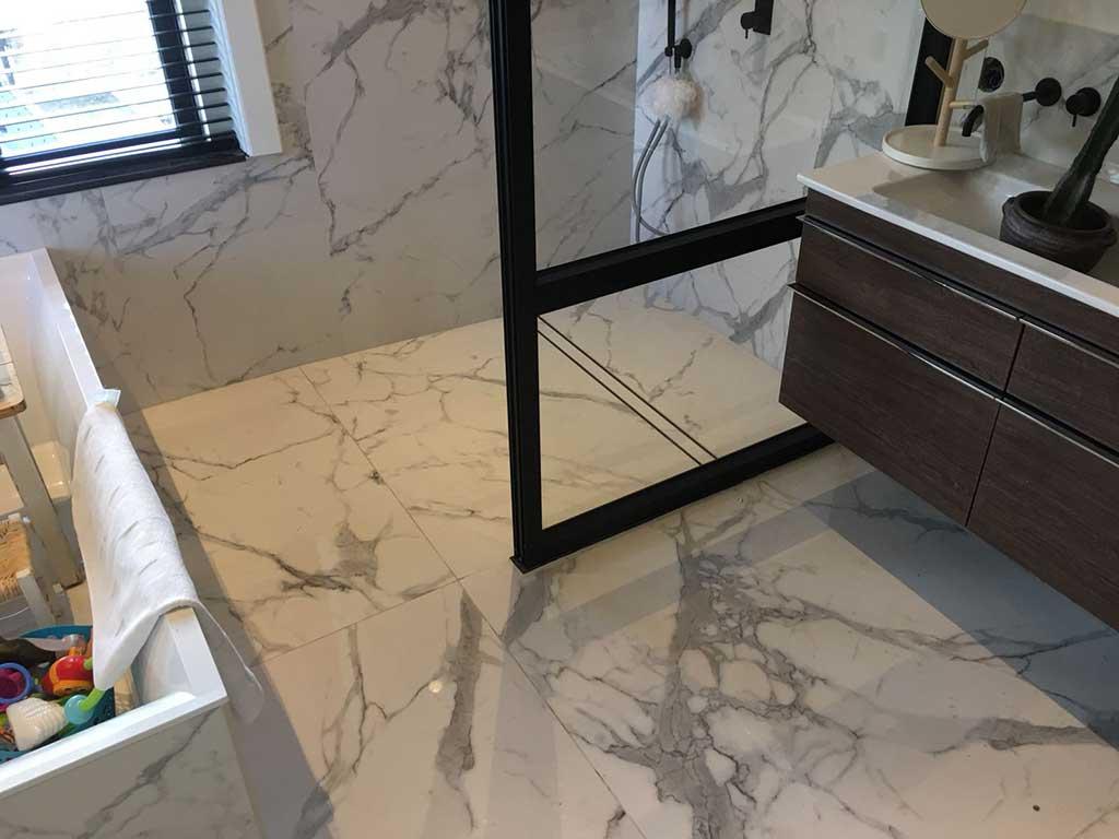 GripFactory TitaniumGrip Anti-Slip - tile floor bathroom