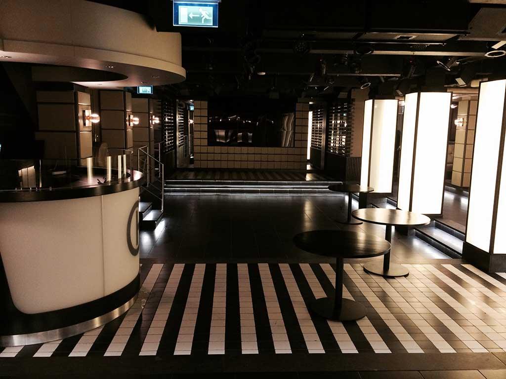 GripFactory TitaniumGrip Anti-Slip - tile floor disco