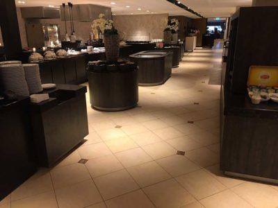GripFactory TitaniumGrip Anti-Slip - tile floor restaurant