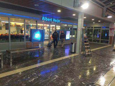 GripFactory TitaniumGrip Anti-Slip - tile floor Shopping Center