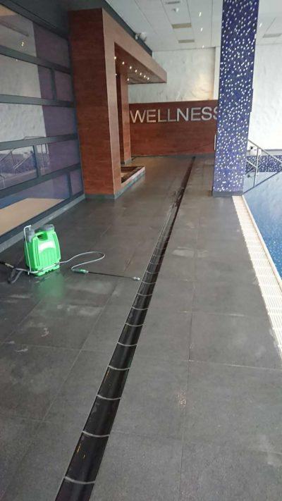GripFactory TitaniumGrip antislip - tegelvloer zwembad