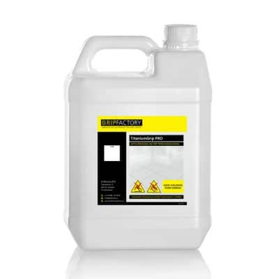 GripFactory TitaniumGrip Pro A 5 liter