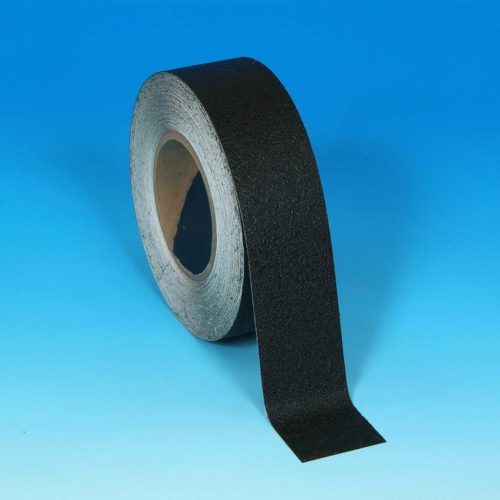 GripFactory Antislip Tape Aqua - rol zwart