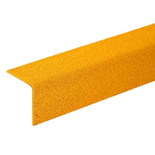 GripFactory PolyGrip Stair Nosing Yellow