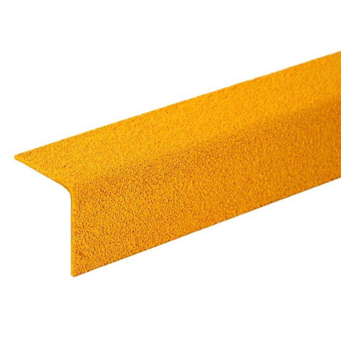 GripFactory PolyGrip Stair Nosing Yellow