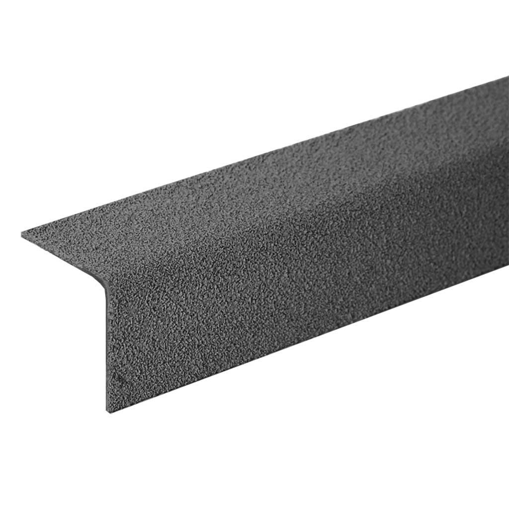 GripFactory PolyGrip Stair Nosing Gray