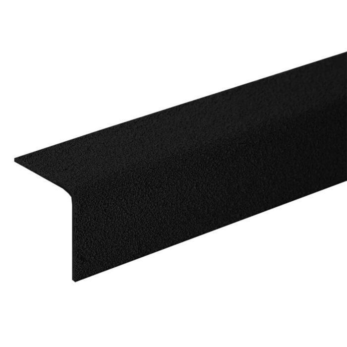 GripFactory PolyGrip Stair Nosing Black
