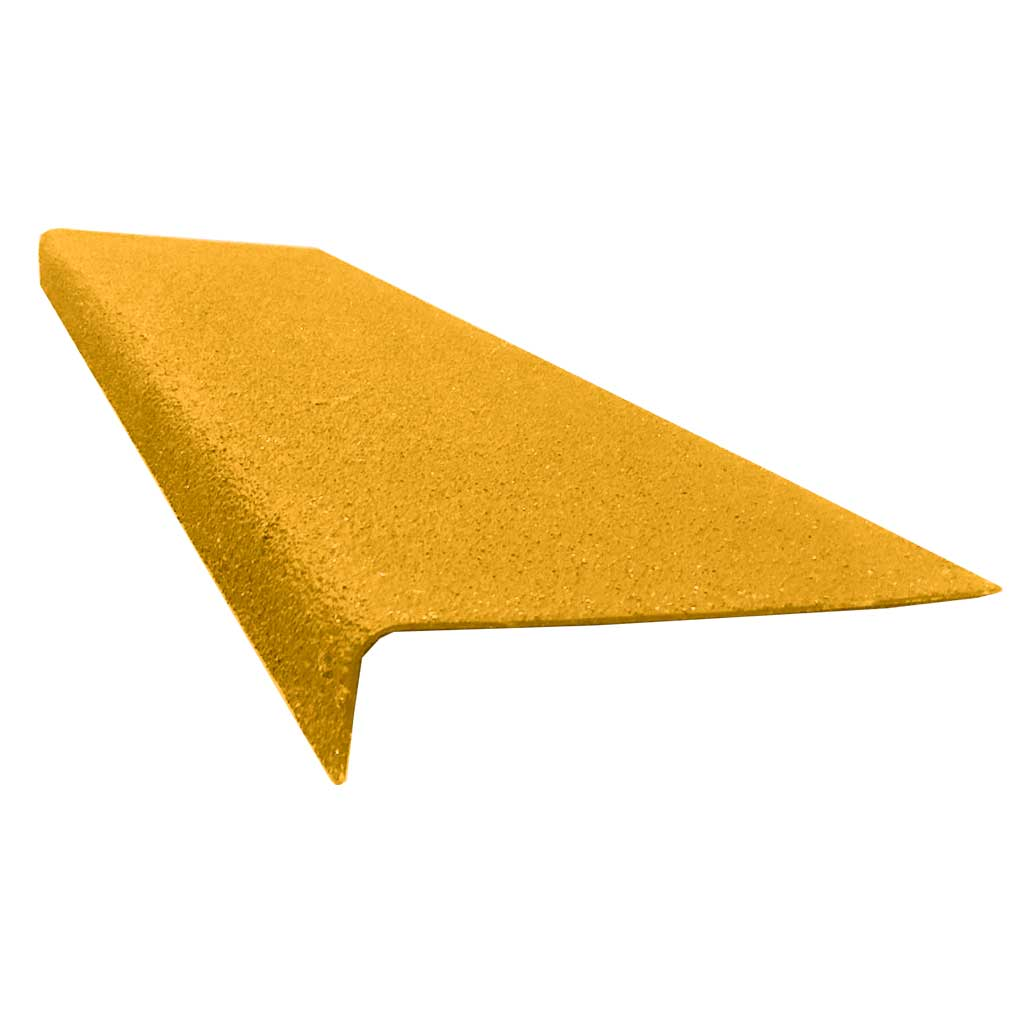 GripFactory PolyGrip Stair Tread Yellow